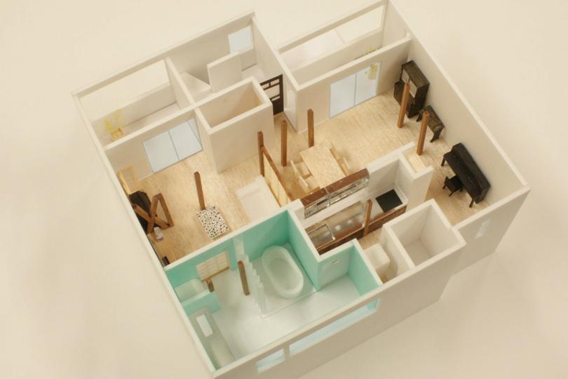 設計事務所,大阪,奈良,建築家,間取り,ガレージ,ハウス,新築,住宅,マンション,リノベーション,リフォーム