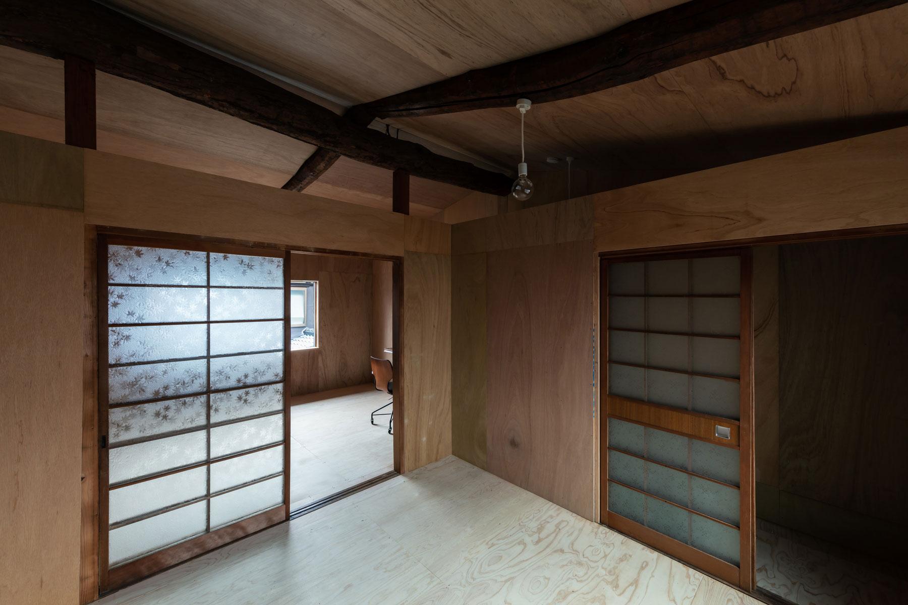 昭和小路の長屋II|賃貸向け京町家のリノベーション