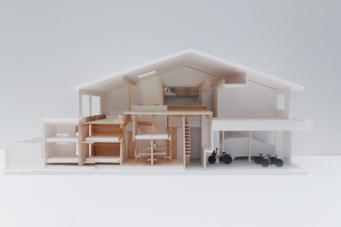 京都市左京区NF邸|大家族で京町家に住む